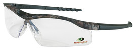 $12.99 MOSSY OAK SAFETY GLASSES CAMO/CLEAR FREE... - $12.86