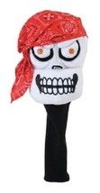 Pirates Skull  Head Cover 460CC Winning Edge - $20.53