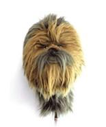 Star Wars Chewbacca Hybrid - $18.66