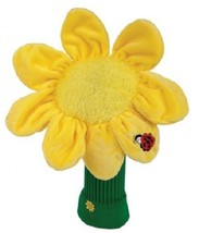 Sunflower with Ladybug Daphne fits 460CC Driver and Fairway Clubs - $20.53