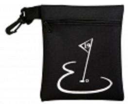 Golf Ditty Bag  for all your valuables (Watch, Rings etc.) - $12.55 CAD