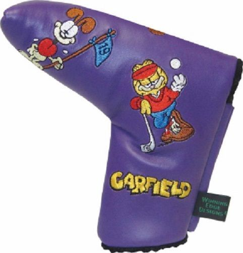 Primary image for Garfield   Putter Cover Blade Magnetic Closer