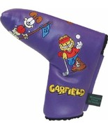 Garfield   Putter Cover Blade Magnetic Closer - $13.98