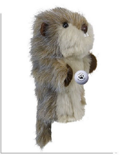 Daphne Head Cover-Gopher with Daphne golf ball - $21.95