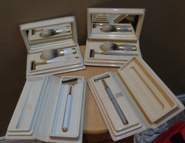 4 Vintage Boxed Sets of WILKINSON SWORD Men's s... - $27.12