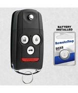 For 2007 2008 2009 2010 2011 2012 2013 Acura MDX RDX Keyless Car Remote ... - $19.57