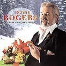 Christmas Greetings 2003 Kenny Rogers holiday songs country music CD - $9.77