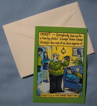 Noble Works Christmas Greeting Cards 12  Holiday Honesty family fun humor D - $11.77
