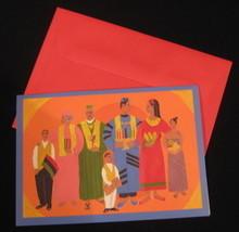 Marcel Schurman Kwanzaa African American Greeting Cards 14 holiday celeb... - $15.77
