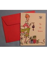Marcel Schurman Christmas Greeting Cards 20 Tis... - $5.77