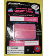 Grow Your Own Credit Card gag gift pink Groom expanding graduation party - $3.77