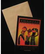 Kwanzaa ladies card a thumbtall
