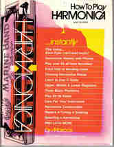 How to Play Harmonica 1985 Marcos music book cassette set mouth harp  H1 - $9.77