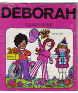 Dear  Deborah Captain Kangeroo vintage 45 rpm record Birthday story H1 - $7.77