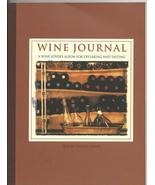 Wine Journal 1996 Gerald Asher cellaring tasting cellar record note book - $11.77