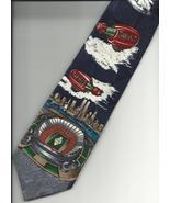 Tabasco Pepper Sauce Neck Tie New York skyline World Trade Center logo N1 - $37.77