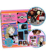 Fashion Angels My  Fashion Zine Magazine Editor  2005 Camera Tripod Soft... - $47.77