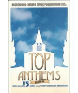 Top Anthems 2004 Vol one1 Christian chorus song sheet music book CD set  - $14.77