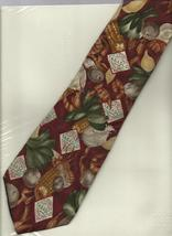 Tabasco Pepper Sauce Neck Tie Vegetable Shrimp necktie logo novelty seaf... - $24.77