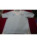 soccer  old Jersey Lazio italy  puma brand size - $38.61