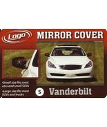 Vanderbilt University Mirror Cover set 2 black gold auto SUV car side  l... - $11.77