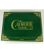 The Charade Game 1985 Pressman Board Game - $12.19