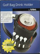 Golf bag drink holder thumb200