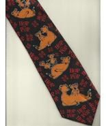 Dr Seuss Hop on Pop Neck Tie retro 1994  kids book novelty  Silk necktie N3 - $24.77