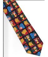 Disney Tigger Pooh Eeyore Necktie retro novelty gift  selfies dress Neck... - $19.77