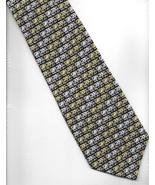Jonathan Rogers F R O G Neck Tie silk Fully Rely On God dress necktie Pa... - $24.77