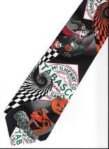 Tabasco Pepper Sauce Logo Neck Tie Halloween pumpkin witch novelty neckt... - $27.77