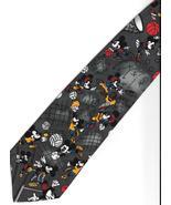 Disney Mickey Mouse gray  Neck Tie ball sports  novelty  Balancine neckt... - $19.77