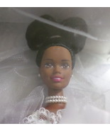 Mattel Barbie Doll Dream Bride 1996 African American  white wedding cost... - $49.77