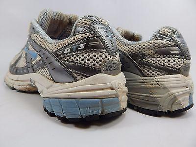 Brooks GTS 10 Women's Running Shoes Size US 8 M (B) EU 39 White 1200641B416