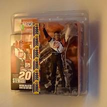 Tony Stewart 20 Mature Collection Limited Edition 2004 McFarlane Toy NIB - $21.59