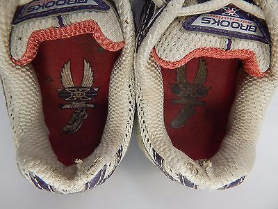 Brooks GTS 10 Women's Running Shoes Size US 8 M (B) EU 39 White 1200641B561