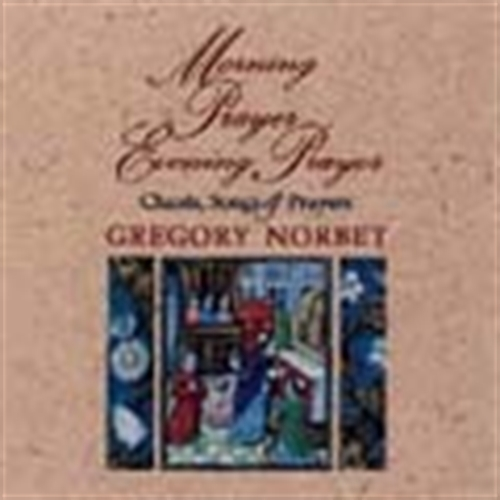Morning prayer  evening prayer vol. i by gregory norbet