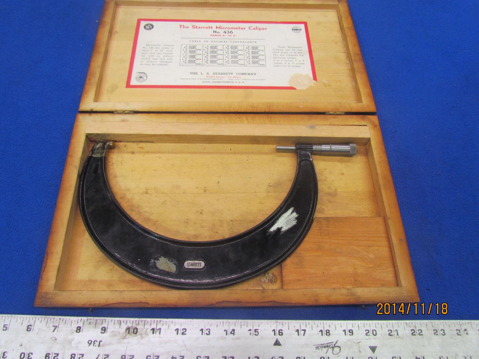 Micrometer 8-9