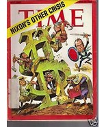 Time Magazine Nixon's Other Crisis June  18, 1973 - $14.84