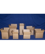 ULINE Mix Lot of 7 Corrugated Cardboard Packing... - $12.95
