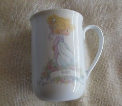 "Precious Moments Mug/Cup ""Pam"" Ceramic Tea/Coffee Cup 1989 - $15.83"