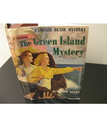 CONNIE BLAIR THE GREEN ISLAND MYSTERY #5 by BETSY ALLEN (Betty Cavanna) ... - $39.95