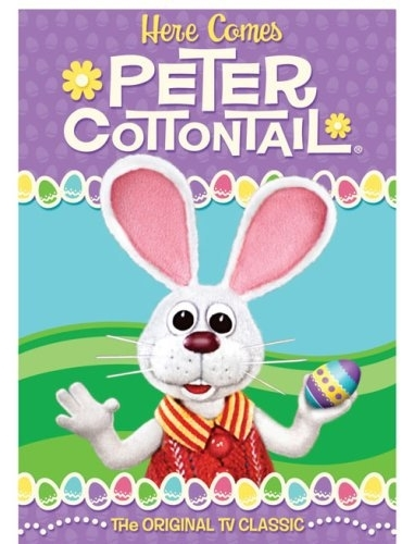 Peter cottontail  the original tv classic   dvd