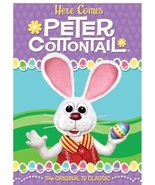 PETER COTTONTAIL -The Original TV Classic - DVD - $17.95