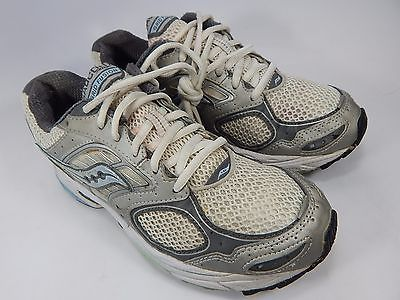 Saucony Grid Fusion Women's Running Shoes Size US 8.5 M (B) EU 40 White 1893-1