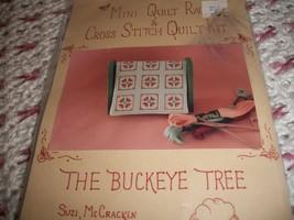 Mini Quilt Rack & Cross Stitch Quilt Kit - $10.00
