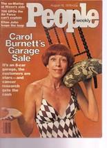 People Magazine Carol Burnett August 16, 1976 - $14.80