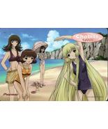Chobits Promo Mini Shitajiki Pencil Board * Anime - $4.88