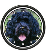 PORTUGESE WATER DOG Wall Clock dog doggy pet br... - $19.78