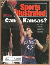 91 Sports Illustrated Kansas Jayhawks WLAF World League Football Boston ... - $2.50